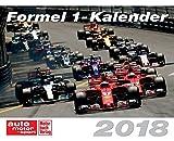 Produkt-Bild: Formel 1-Kalender 2018