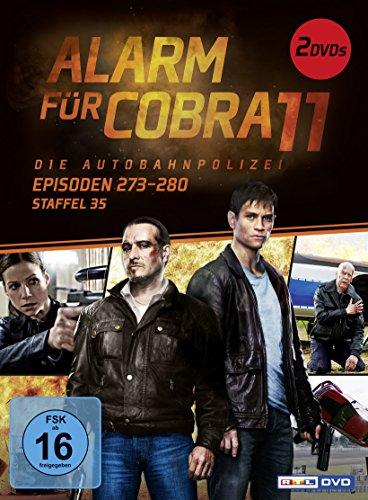 Alarm für Cobra 11 - Staffel 35 (2 DVDs)