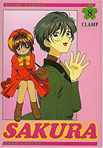 Card Captor Sakura - Anime Comics Edition simple Tome 8