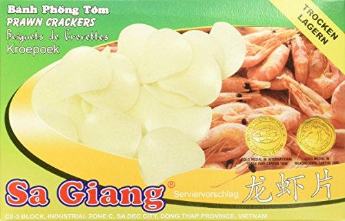 Hummer Chips (Sagiang Kroepock,2er Pack (2x 1 kg Packung))