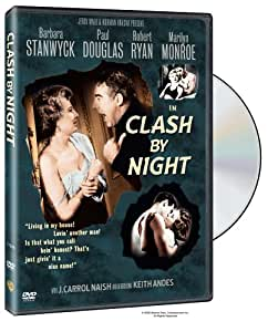 Clash By Night [Import USA Zone 1]