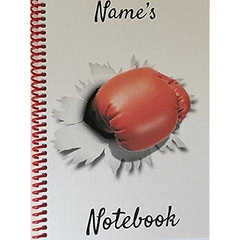 Sacco da boxe, personalizzabile NOTEBOOK - Doodle Ali