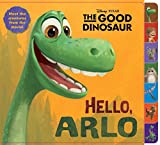 Best Books For A One Year Olds - Hello, Arlo! (Disney/Pixar the Good Dinosaur) Review