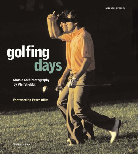 Golfing Days: Classic Golf Photography