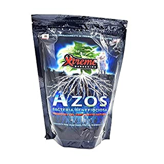 Xtreme Gardening Azos Root Booster Nitrogen Microbes Promote Growth Beneficial 12oz Ounce