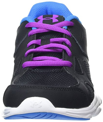 Under Armour Ua Ggs Pace Rn, Chaussures de Running Compétition Fille Noir (Black)