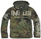 "Hotspot Design Angler Jacke ""Carpfishing"", camouflage, Gr. L"