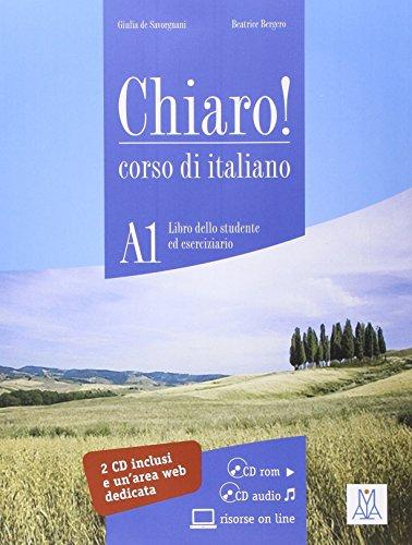 Chiaro! Nivel A1. Libro Del Alumno (+ CD-ROM+ Cd)