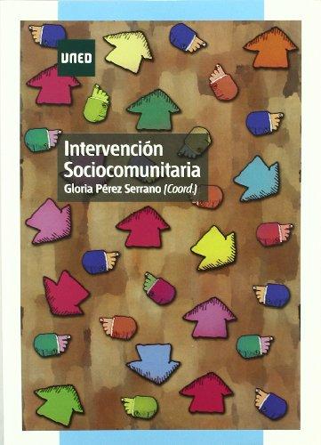Intervención Sociocomunitaria (MÁSTER) por Gloria PÉREZ SERRANO