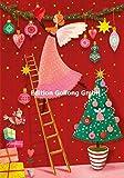 Weihnachtskarte Mila Marquis * Engel