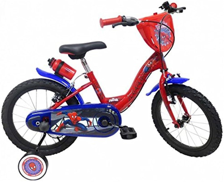 Spiderman – Bicicleta Escalable 16 pulgadas Spiderman