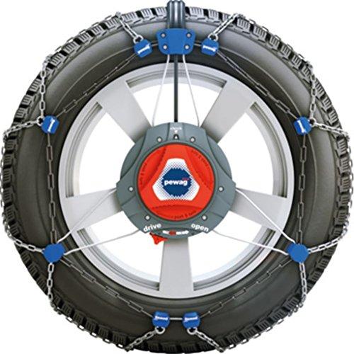 Pewag Schneeketten Reifenkette Schnee Ketten RSM 76 Servo Matik 2 Stk. 50562