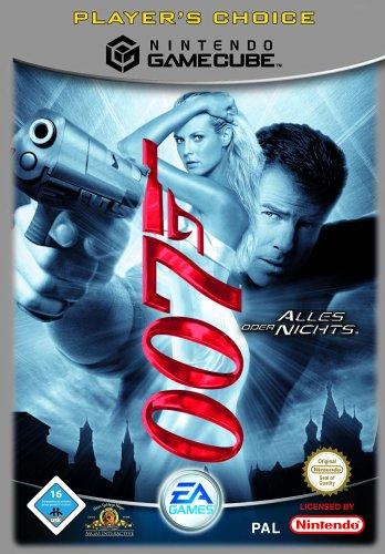 James Bond 007 - Alles oder Nichts (Player's Choice)