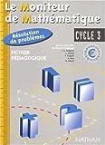 Image de Moniteur de mathématiques, problèmes, maître (euro)