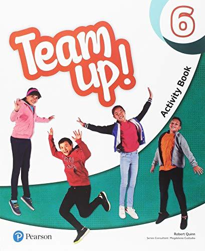Team Up! 6 Activity Book por Robert Quinn
