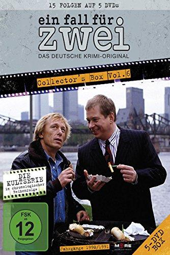 Ein Fall für Zwei - Collector's Box 6 (Collector's Edition, 5 Discs)