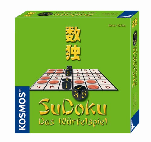 Kosmos - SuDoku - Das Wrfelspiel
