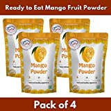 FZYEZY Ready to Eat Freeze Dried Mango Fruit Powder (Pack of 4)