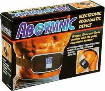 Abgymnic Muscle Toning – Waist Trimmers