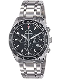 Rotary Herren - Armbanduhr Legacy Chronograph Quarz GB90169/04