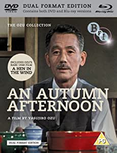 An Autumn Afternoon / A Hen in the Wind (DVD + Blu-ray) [1962]