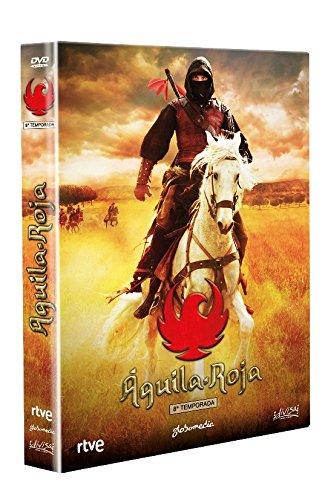 Águila Roja - Temporada 8 [DVD]