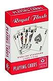 Cartamundi Royal Flush Standard Linen Finish Playing Card Game