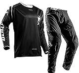 Tuta da Motocross - THOR SECTOR MX Combinazione di Jersey e pantaloni moto Tuta da bici ATV BMX Quad...
