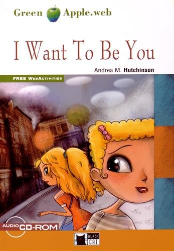 want to be you. Con CD Audio. Con CD-ROM (Green apple)