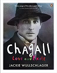 Chagall: Love And Exile by Jackie Wullschlager (2010-05-25)