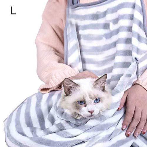 Uniformes aseo for mascotas - Delantal invierno for