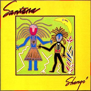 Santana: Shango (Audio CD)