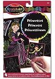 Melissa & Doug 15958 Princesses Color Reveal Pictures Scratch Art