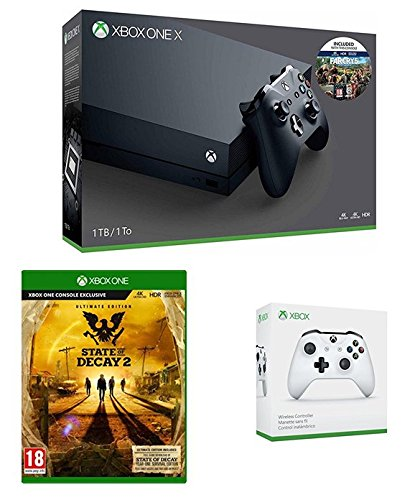 5027757108709 - Xbox One X 1TB Console Plus Far Cry 5 - EAN
