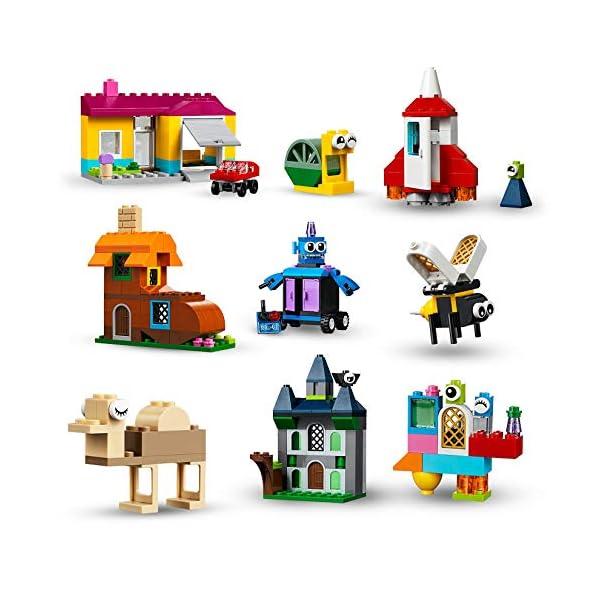 LEGO Classic - Gioco per Bambini Le Finestre della Creatività, Multicolore, 6250769 3 spesavip