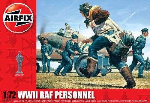 Airfix A01747 - RAF, Soldatini in miniatura
