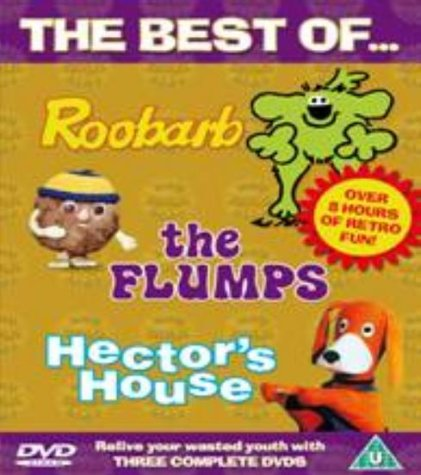 Roobarb/Hector's House/The Flumps (Box Set) [DVD]