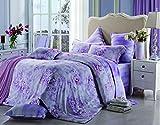 Raymond Magnus Tencel 4 Piece Double Bed...