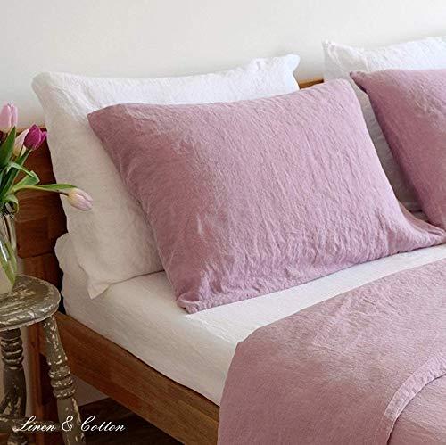Linen & Cotton Funda de Almohada Alicia