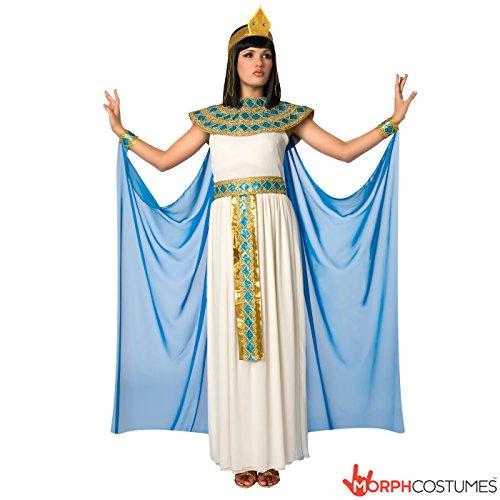 Imagen de cleopatra reina egipcia del nilo disfraz carnevale alternativa