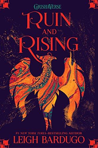 Ruin and Rising (Grisha Trilogy) por Leigh Bardugo