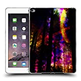 Offizielle Haroulita Saturn Blitzschlag Fantasy 4 Soft Gel Hülle für Apple iPad Air 2