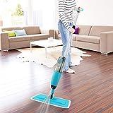 Abhsant Spray mop Micro Fiber Mop Floor Mop with 1 Reusable Micro Fiber