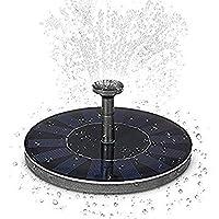 Freeship Deals Deal Solar Powered Fountain Pump