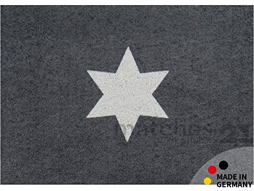 foot-mat-door-mat-dirt-absorbent-dirt-mat-clean-keeper-star-grey-50x70-cm-dirt-absorbing-universal-u