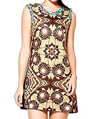 Panasiam Kleid, ganz farbenfrohe Tunika, in S, M, L und XL, kleine Auflage 2016 (Boutiqueware) !
