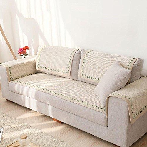 New day®-Europea lusso cuscino del divano moderno semplici cuscini del divano quattro stagioni cuscino del divano , creamy-white , 90*90cm