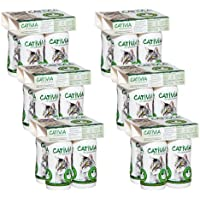 Dehner Cativia, prebiotische Katzenmilch, 6 x 4 Flaschen (2.28 l)