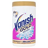 Vanish Fabric Stain Remover, Gold Oxi Action Powder Crystal Whites, 1.41 kg