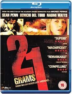 21 Grams [Blu-ray] [UK Import]